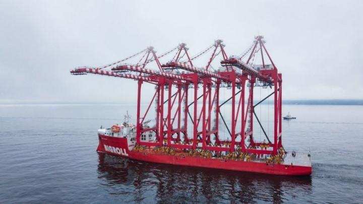 Vận tải đường biển nhanh chóng