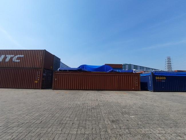 Vận chuyển Container Opentop