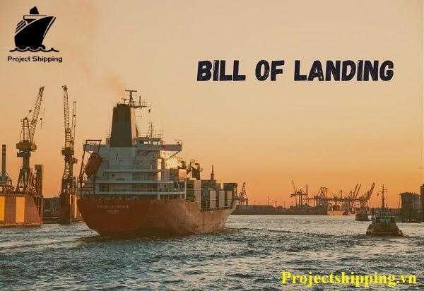 Một tờ Bill of lading sẽ cung cấp 3 chức năng quan trọng