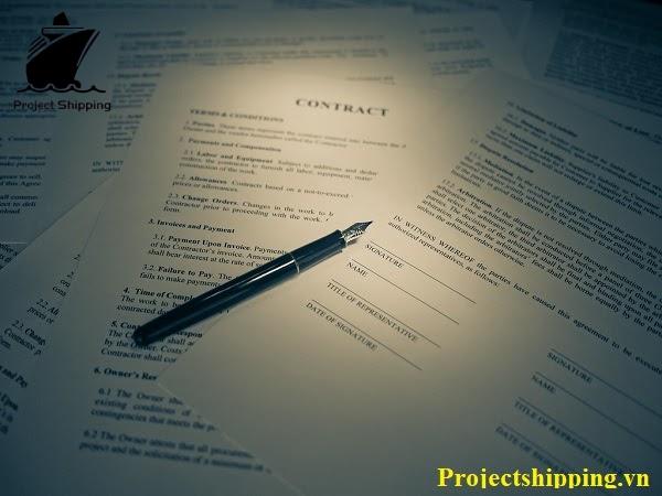 Nội dung chính của hợp đồng thương mại