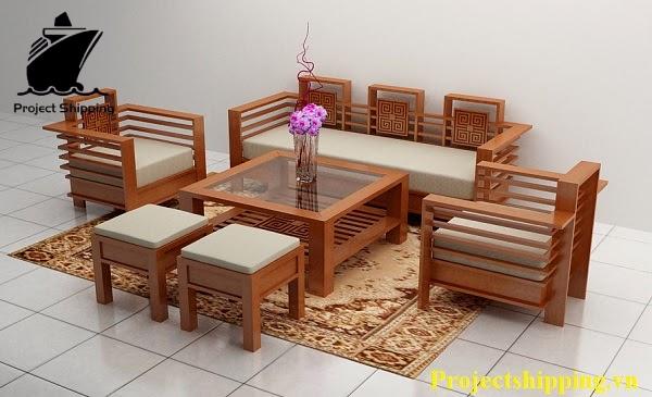 Thủ tục nhập khẩu Đồ gỗ nội thất