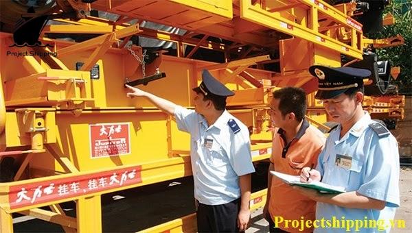 Thủ tục nhập khẩu máy móc đã qua sử dụng
