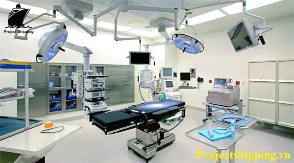 Mã HS code thiết bị y tế đa dạng