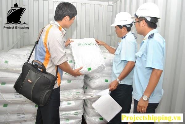 Thủ tục Hải quan hàng thức ăn chăn nuôi nhập khẩu