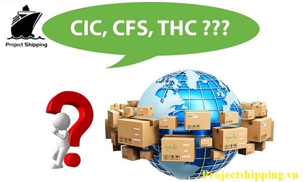 Một số thuật ngữ chuyên ngành về biểu phí trong vận tải quốc tế