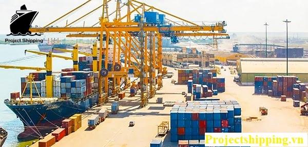 Tính đến nay, đất nước Ấn Độ có tổng cộng 13 cảng biển lớn