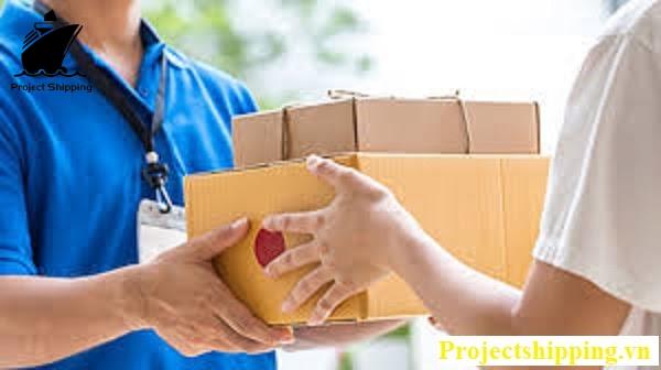 Các bước thực hiện đơn hàng vận chuyển hàng hóa từ Indonesia về Việt Nam của công ty PROJECT SHIPPING