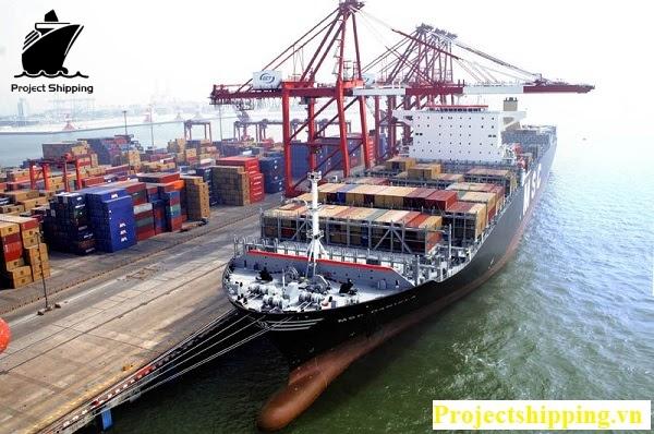 Vận chuyển hàng hóa từ Ningbo, China về Việt Nam