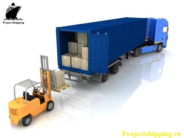 Vận chuyển hàng hóa nguyên container (FCL)