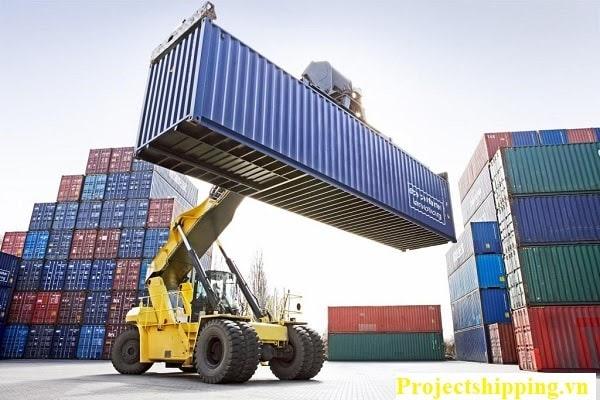 Chúng tôi cam kết vận chuyển hàng hóa đúng theo tiến độ