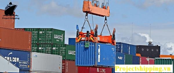Quy trình gửi hàng đi Mỹ bằng đường biển của PROJECT SHIPPING chuyên nghiệp