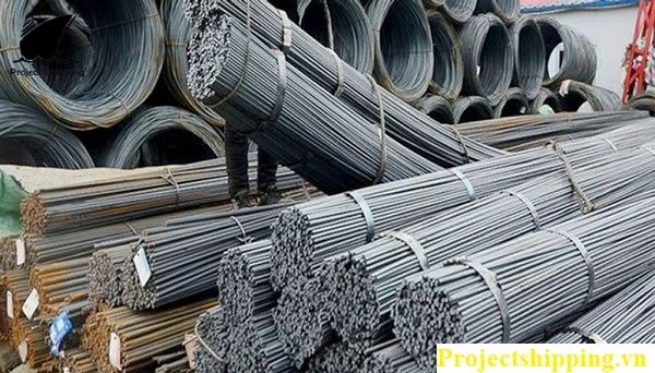 Thủ tục nhập khẩu sắt thép 2021