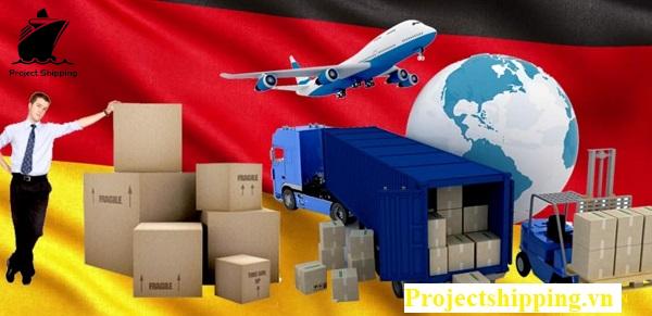 Chuyển hàng từ Đức về Việt Nam nhanh chóng, tiện lợi