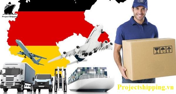 Vận chuyển hàng hóa từ Đức về Việt Nam