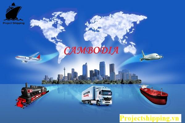 chành xe vận chuyển hàng hóa đi Campuchia