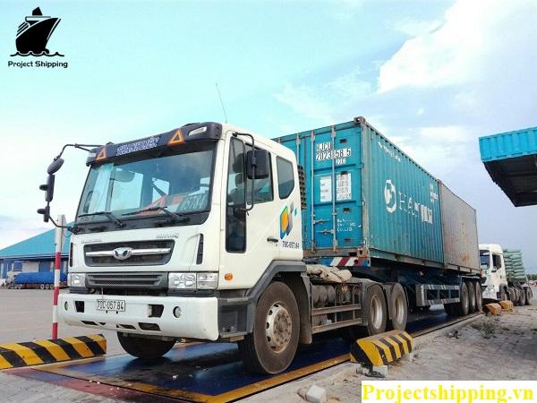 PROJECT SHIPPING nhận vận chuyển hàng đi Campuchia giá tốt