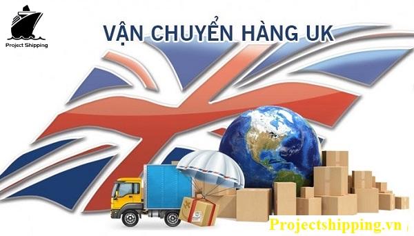 vận chuyển hàng hóa từ Anh về Việt Nam