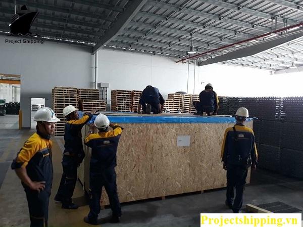 PROJECT SHIPPING cung cấp dịch vụ gửi hàng từ Anh về Việt Nam uy tín