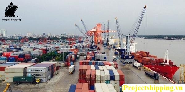 vận chuyển hàng hóa từ Myanmar về Việt Nam