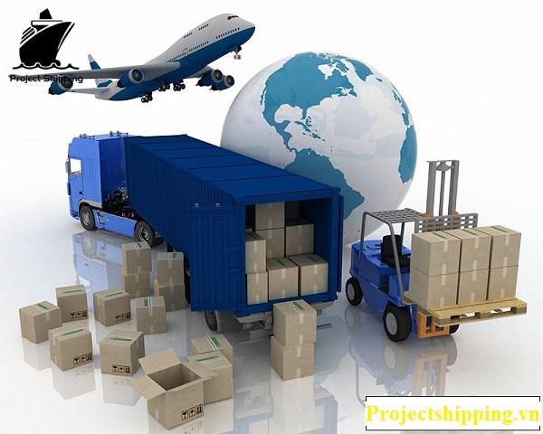 PROJECT SHIPPING là đơn vị vận chuyển quốc tế chuyên nghiệp