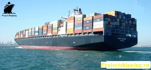 Nhiều loại hình vận chuyển từ Pháp về Việt Nam