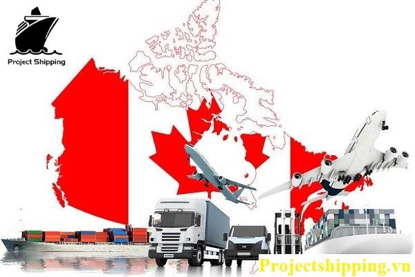 Vận chuyển hàng hóa từ Việt Nam sang Canada