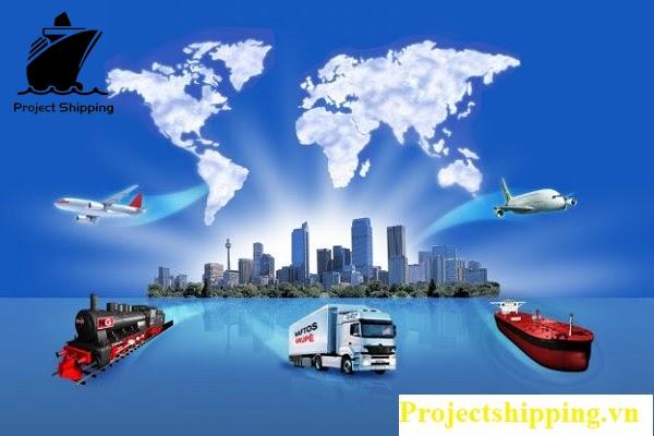 Quy trình gửi hàng hóa từ Việt Nam sang Canada tại PROJECT SHIPPING chuyên nghiệp