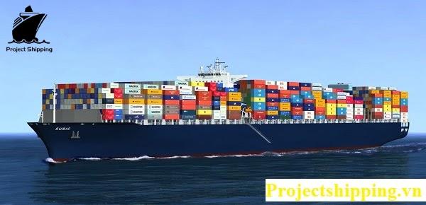 Vận chuyển hàng hóa từ Việt Nam sang Charleston