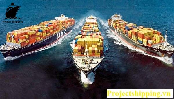 PROJECT SHIPPING chuyên vận chuyển hàng hóa từ Việt Nam sang Charleston với đa dạng các hình thức