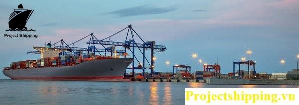 Vận chuyển hàng hóa từ Việt Nam sang Charlotte