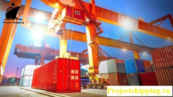 Vận chuyển hàng hóa từ Việt Nam sang Dallas