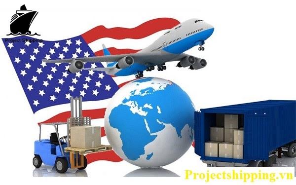 Thời gian vận chuyển hàng hóa từ Việt Nam sang Houston, Mỹ nhanh, cước phí cạnh tranh