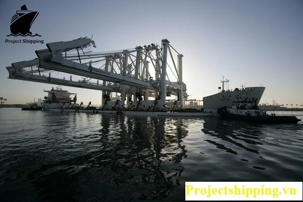 Vận chuyển hàng hóa từ Việt Nam sang Long Beach