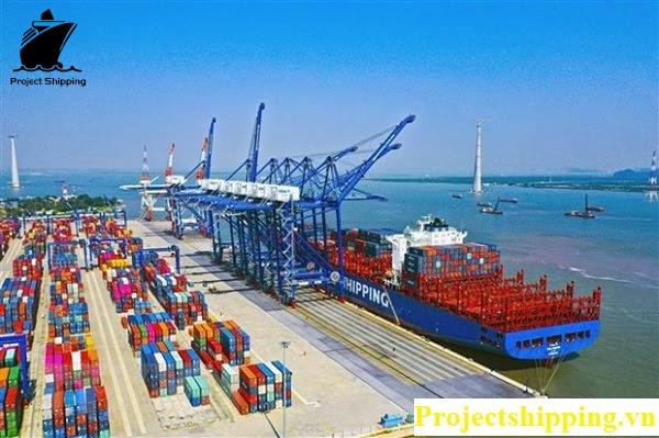 Vận chuyển hàng hóa từ Việt Nam sang Mobile