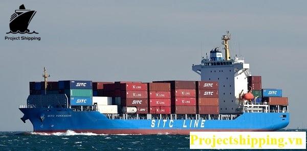 Vận chuyển hàng hóa từ Việt Nam sang Oakland