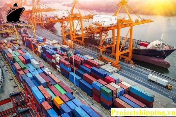 Vận chuyển hàng hóa từ Việt Nam sang Savannah