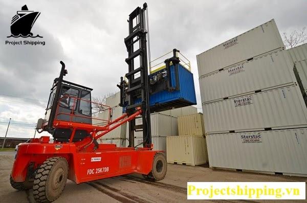 PROJECT SHIPPING chuyên nhận vận chuyển hàng khắp tỉnh thành Việt Nam