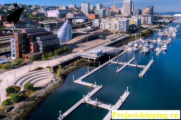 Vận chuyển hàng hóa từ Việt Nam sang Tacoma