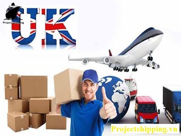 Quy trình gửi hàng quốc tế tại công ty PROJECT SHIPPING chuyên nghiệp